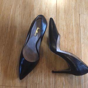 Louise Et Cie black pumps. Size 10